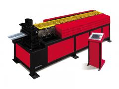 Fire damper machines