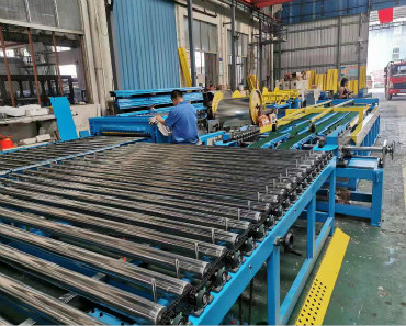 Matters on Air Duct Production Line