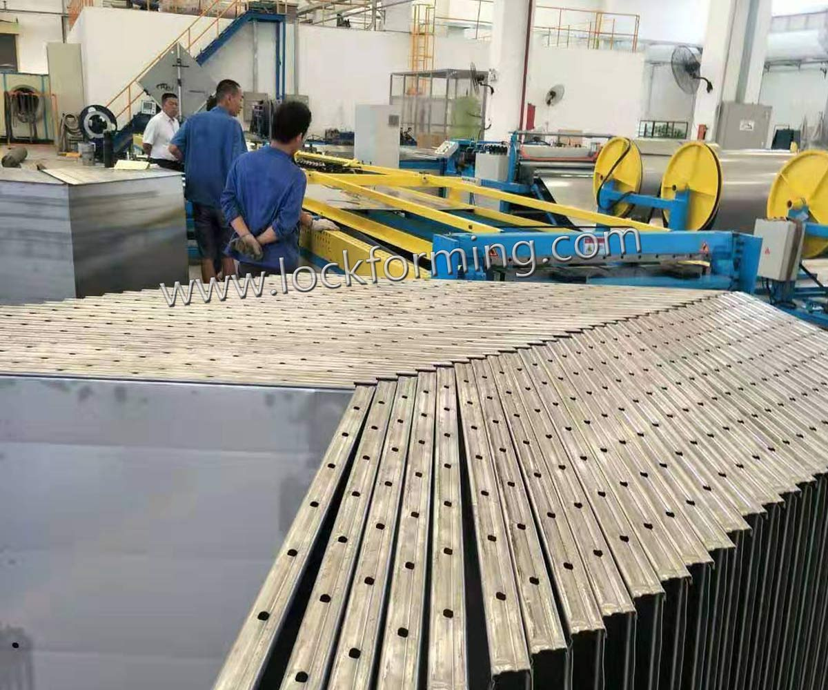 Duct Manufacturing Auto Line